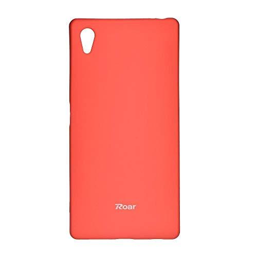 ALPEXE 64998 Roar Colorful Jelly Étui/Étui - Sony Xperia Z5 Peach Ros