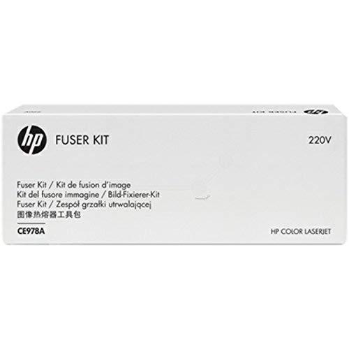 Color Laserjet Fuser-kit (HP Color LaserJet 220V Fuser Kit-Kit für Drucker (150000Pages, HP Color LaserJet CP5520, Laser, 3,5kg, 596x 247x 235mm) (Zertifiziert und Generalüberholt))