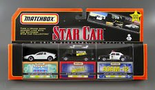 MATCHBOX - 1998 Star Car - TV Crime Stoppers Special Edition Set by Matchbox