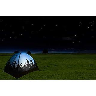 Schreuders Sport Unisex Abbey Festival Tent, Blue/Grey, Universal