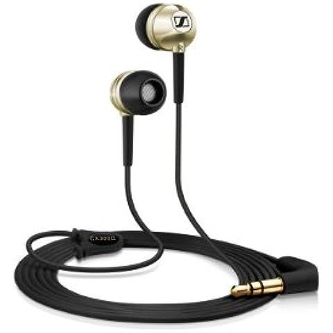 Sennheiser CX 300-II Gold - Auriculares in-ear, dorado
