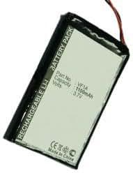 Unipower GPSl34 Batterie Externe pour GPS Tomtom - 1100 Mah (Produit Import)