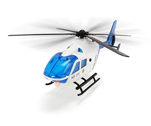 Dickie Toys 203716001/AMA - Sky Patrol, Rettungshubschrauber inklusive Batterien, 36 cm