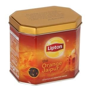 Lipton Orange Jaipur 200 g loser Tee in Dose