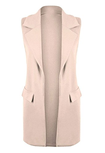 WearAll -  Giacca  - Donna Beige