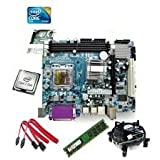 Zebronics H55 Chipset Motherboard Kit With Processor Intel Core I5 3.2Ghz + 8GB DDR3 Ram + Free CPU Fan