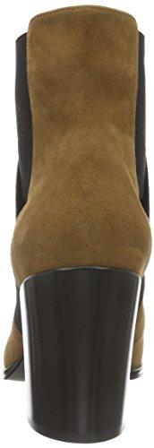 Casadei 1r615e080, Bottes Classiques femme Marron - Braun (Quercia 408)