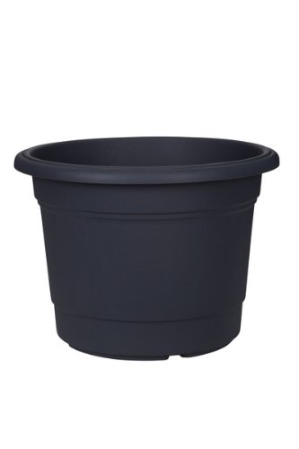 whitefurze-g01r50-50cm-milano-round-planter-gunmetal-grey