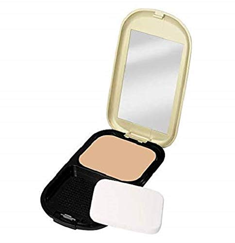 Max Factor Facefinity Compact New 003 Natural, 1er Pack (1 X 10 ml) - Face Palette Compact