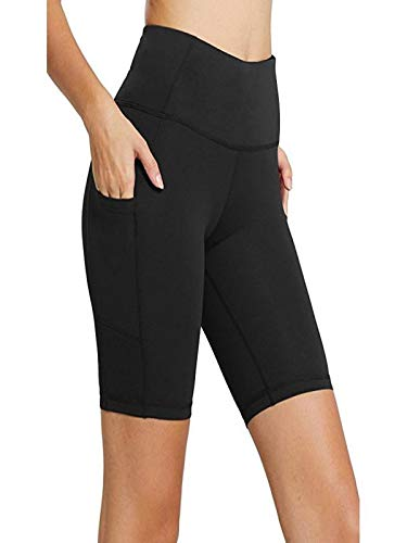 Brauchen Ein Kostüm Sie Aus - Damen Kurz Sport Leggins, Dasongff Yogahose Workout Shorts Hohe Taille Tights Frauen Sport Yoga Pant Shorts Stretch Hose Trainingsanzug Trainingshose Hochwertige Leggings Skinny Röhre Slim Fit