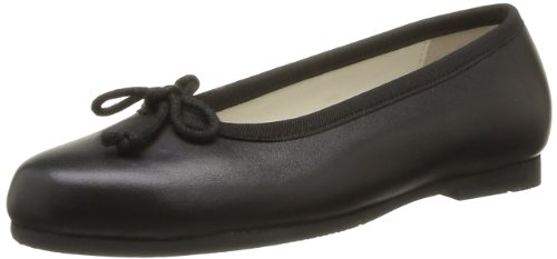 Start Rite - Francesca, Ballerina per bambine e ragazze, Nero (Noir (Black Leather)), 31