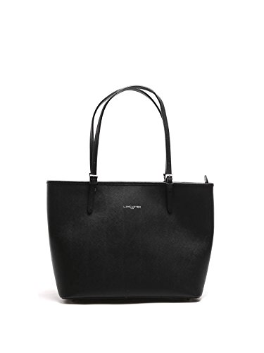 lancaster-paris-womens-42144noir-black-leather-tote