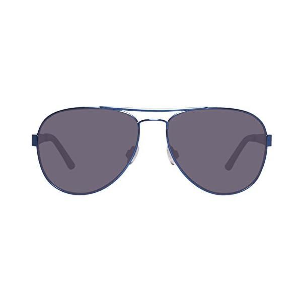United Colors of Benetton BE880S03 Gafas de sol, Blue, 58 Unisex