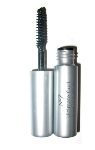 Boots No7 Ultimate Curl Mascara - 01 Black - 4.5ml Travel Size