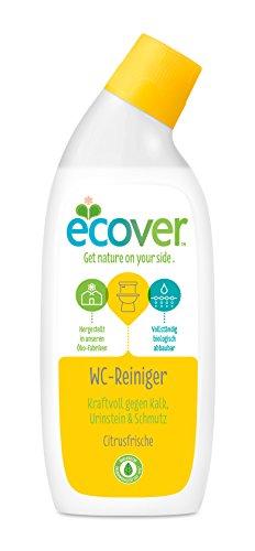 Ecover WC-Reiniger Citrusfrische, 6er Pack (6 x 750 ml)