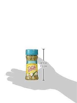 Mrs Dash Seasonings Garlic & Herb 71g Jar from Mrs Dash
