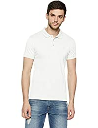 United Colors of Benetton Mens Solid Polo T-Shirt
