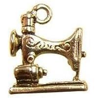 Máquina de coser Charm KN-W-9 (oro antiguo)