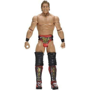 WWE Básico Serie 68.5 Figura De Acción - Chris Jericho 'Rojo Atuendo G.O.AT'
