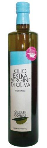 2 x 0.75 l - olio extravergine di oliva del montiferru, prodotto a riola dall'oleificio corrias. espertissimi olivicoltori producono un olio evo sardo eccellente, con spremitura a freddo e attenta sel