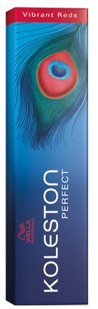 Wella Professional Hair Dye Color Touch Vibrant Reds 5/5Mahagoni hell braun