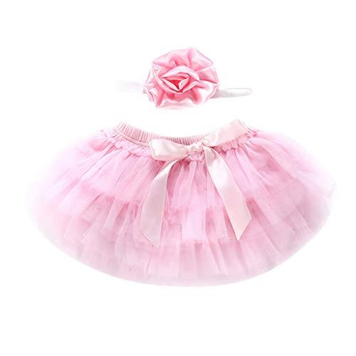 LuckyBB Baby Girls Tutu Skirts, ...