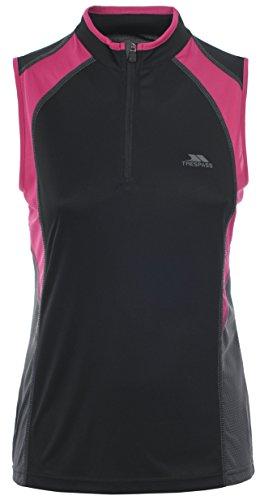 trespass-womens-heartrate-ladies-active-top-tp50-black-hi-vis-pink-x-large