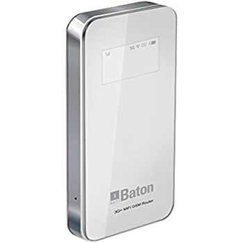 iBall iB-W3GM072G 3G GSM SIM Wifi Router (White)