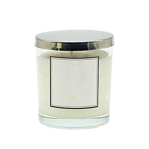 Smokeless Natürliche Duftkerze mit Bio-Öl Aromatherapie Kerze mit ätherischen Ölen 4,76 Unzen - Bio-aromatherapie-kerze