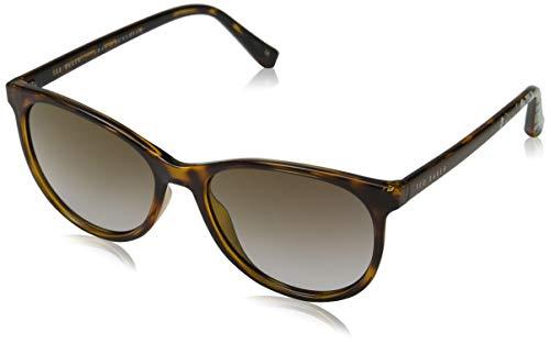 Ted Baker Damen Lyric Sonnenbrille, Braun (Tortoise/Brown), 54.0