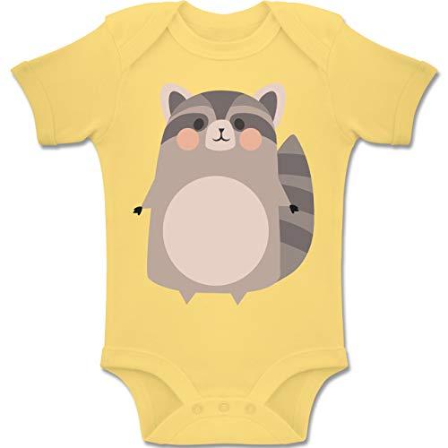 Shirtracer Karneval und Fasching Baby - Kostüm Fasching - Süßer Waschbär Kinder Kostüme
