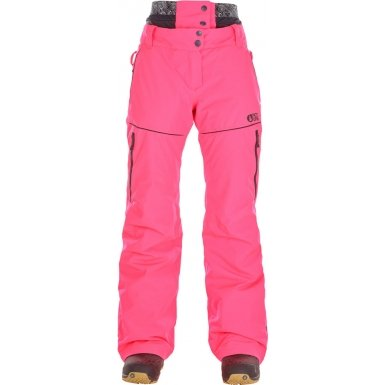 Picture Organic Clothing Damen Schneehose Exa Pant, Rosa (Neon Pink), 44