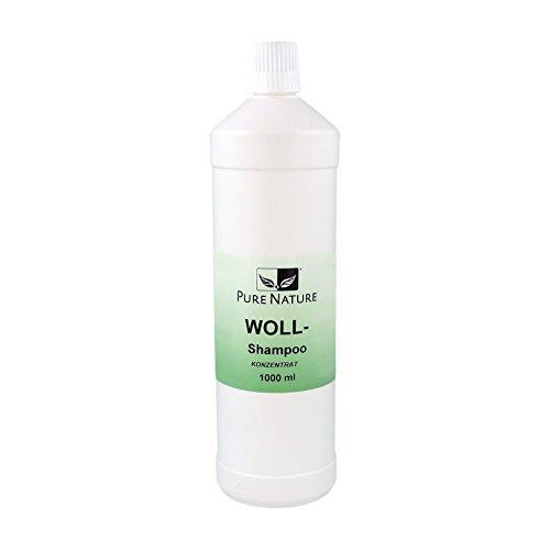 Pure Nature Woll-Shampoo Konzentrat 1 Liter