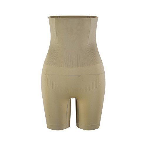 Amazingjoys Damen Miederpants Miederslip figurenformend mit Bauch-weg-Effekt Formt sofort