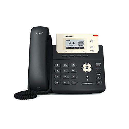 Oferta de Yealink E2 SIP-T21P - Teléfono IP, color negro