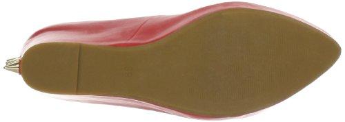 P1 95, Sandales femme Rouge (Red)