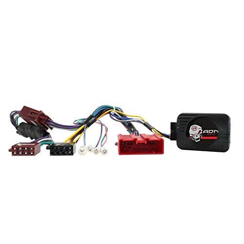 Interface Commande au volant MZ12J Mazda 99-15 Avec ampli Bose JVC - ADNAuto