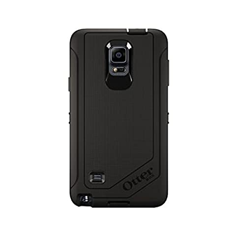 Otterbox Defender Series Protection Case for Samsung Galaxy Note 4 - Black