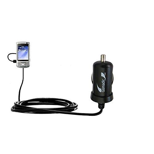 10W Mini-Autoladegerät kompatibel mit Samsung SGH-G810 mit Energiespartechnologie und TipExchange