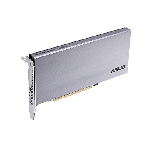 Preisvergleich Produktbild ASUS 90MC05G0-M0EAY0 HYPER M.2 PCIe x16 PCIe auf m.2 NVME,  PCI-Express 3.0,  NEU