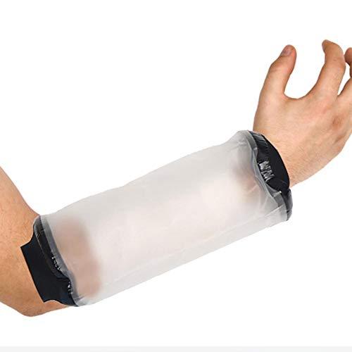 Finelyty Adult PICC Line Protector Arm Cast Cover wasserdichte TPU-Duschbinde Für Die Chemotherapie Duschbad Wasserdichter Schutz Wiederverwendbar Line Protector