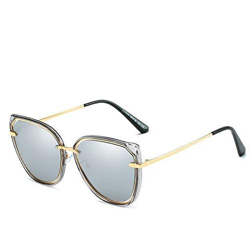 ROirEMJ Sonnenbrille, Frau Polarisiert Uv-Schutz 400 Brillen Optische Cats Eye Frame Brille, Meine Damen Polarisierte Eyeware, Mode Schatten Fahren Auge Glas