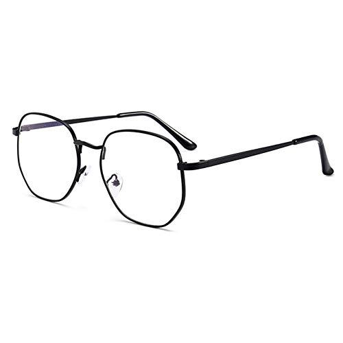 New Popular Computer Brillengestell Frauen Männer Anti-Blau Strahlenschutz Flachspiegel Mann Myopie Rahmen Brillen