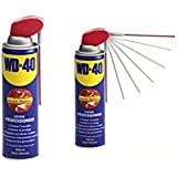 WD40 - LUBRIFIANT MULTIFONCTION WD40 500ML 5 EN 1 (AEROSOL ) JET DOUBLE POSITION