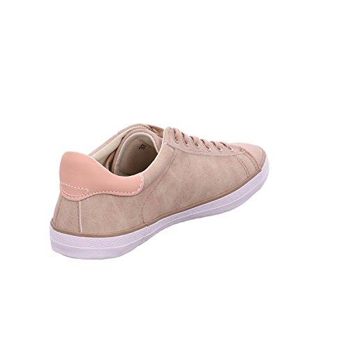 ESPRIT 028ek1w036/675/675, Scarpe Stringate Donna dark old pink