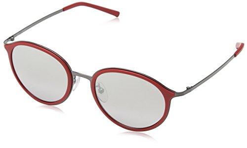 Sting ss4904, occhiali da sole donna, grigio (shiny gunmetal), taglia unica