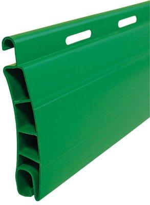 AWITALIA - Tapparella in PVC (made in Italy) vari colori e misure, qui in colore Verde Prato e dimensioni 100x200 (larghezza x altezza)