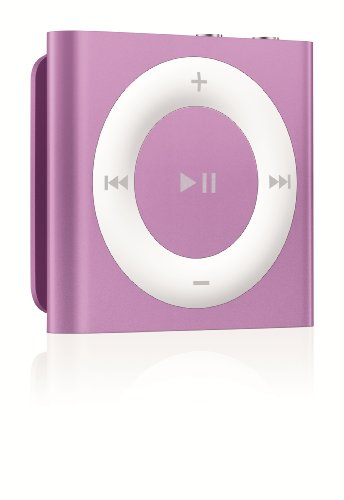 Apple iPod shuffle 2GB Purple (4th Generation) NEWEST MODEL  available at amazon for Rs.11049