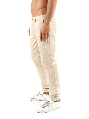 JACK&JONES 12090223 MARCO SILVA PANTALON Homme WHITE PEPPER