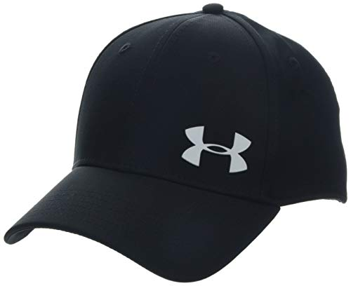 Under Armour Herren Golf Headline 3.0 Kappe, Schwarz, M/L